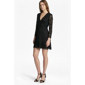 Emmie Lace Embellished Dress | Sale | French Connection Usa