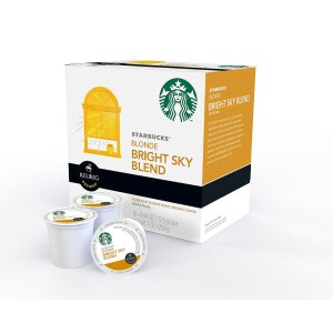 Keurig® Starbucks® Blonde Bright Sky Blend Coffee 16-ct. K-Cup Pods