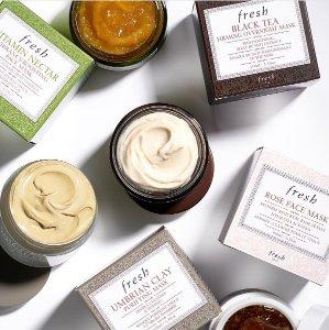15% Off Fresh Masks @ Sephora.com