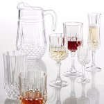Glassware Sets From Longchamp, The Cellar @ Macy's