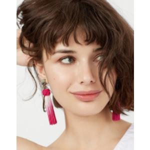 Sarina 流苏耳环