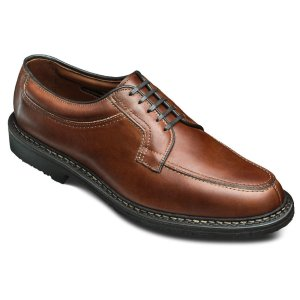 Wilbert - Split-toe Lace-up Oxford Men's Casual Shoes by Allen Edmonds
