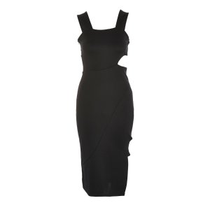 Wide Strap Midi Dress - Sale & Offers- Topshop USA