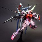Bandai Hobby Gundam MG Strike Rouge Ootori Ver. RM 1/100 Scale Model Kit