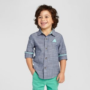 20% Off + $15 Off $75Kid's Dress Clothes @ Target