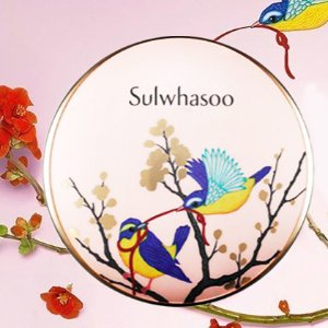 15% Off !Sulwhasoo/Hera/History of Whoo The Latest Limited Edition Cushion Just Arrived @ JCK TREND