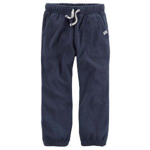 Pull-On Fleece Joggers