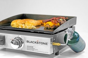 $78.65 Blackstone Portable Table Top Camp Griddle, Gas Grill for Outdoors, Camping, Tailgating