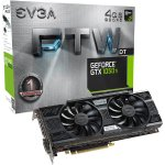 EVGA GeForce GTX 1050 Ti FTW DT Graphics Card