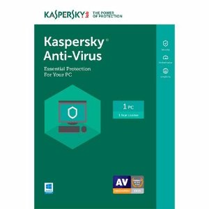 Free after RebateKaspersky Anti-Virus 2017 - 1 PC (Key Card)