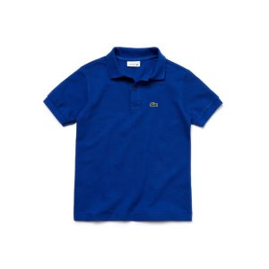 Kids' Short Sleeve Classic Piqué Polo Shirt | LACOSTE