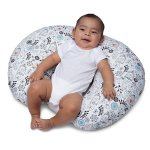 Boppy Nursing Pillow and Positioner, Windmills, Multi