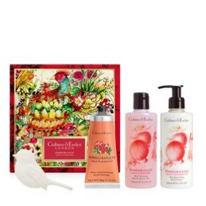 Pomegranate, Argan & Grapeseed Deluxe Gift Set - Crabtree & Evelyn