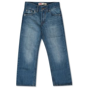 Levi's� Little Boys' 514 Straight Fit Jeans - Sale & Clearance - Kids & Baby - Macy's