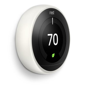 $183Nest 3rd Generation Learning Thermostat Stainless Steel
