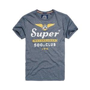 Superdry 500 Club Motorrader T-shirt - Men's T Shirts