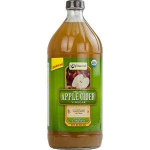 Vitacost Organic Apple Cider Vinegar with Mother -- 32 fl oz