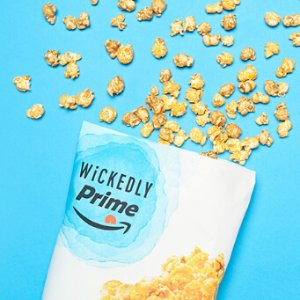 Free Snackwith $25 purchase @ Amazon.com