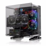 Thermaltake Core P1 Tempered Glass Edition Mini ITX Open Frame Case