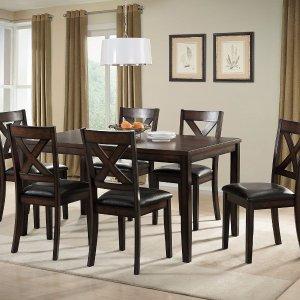 $399Walker 7-Piece Dining Set