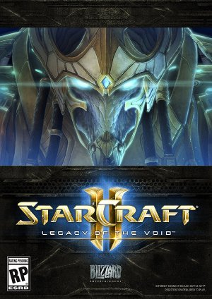 $17Starcraft II: Legacy of the Void - PC