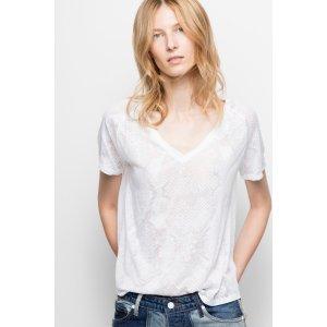 Margot Burn T-Shirt | Zadig & Voltaire