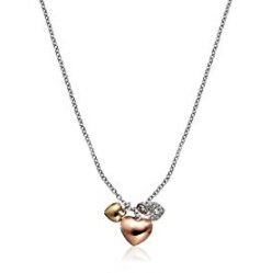 $12.46Fossil Heart Charm Necklace, 20