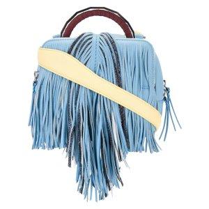 The Volon Fringed Crossbody Bag