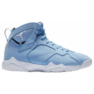 Jordan Retro 7 - Men's - Basketball - Shoes - University Blue/White/Black