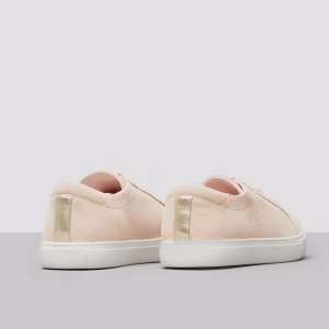 Womens Kam Suede Sneaker | Kenneth Cole