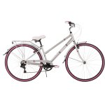 700C Huffy Women's Norwood Cruiser Bike, Grey