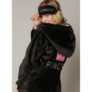 Princess Eye Mask - Black Mix | Boux Avenue
