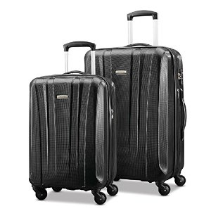 $114Samsonite Pulse Dlx Lightweight 2 Piece Hardside Set (20