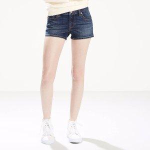 CoolMax Shortie Shorts | Bridge of Blue |Levi's® United States (US)