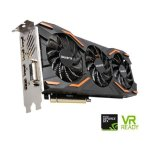 GIGABYTE GeForce GTX 1080 WindForce 3 OC 8GB Graphic Card