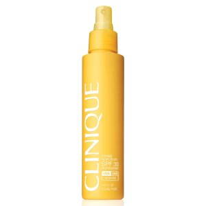 Clinique Broad Spectrum SPF 30 Sunscreen Vitru-Oil Body Mist