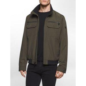 grid check jacket | Calvin Klein