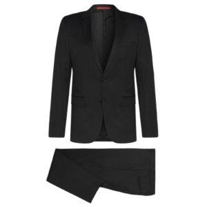 'Arti/Heibo' | Extra Slim Fit, Virgin Wool Suit