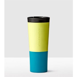 Teal Two-Toned Stainless Steel Tumbler | Starbucks® Store