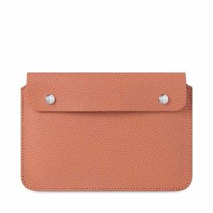 Mini iPad Case in Grain Leather | Cambridge Satchel