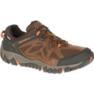 Men - All Out Blaze Ventilator Waterproof - Burnt Maple | Merrell
