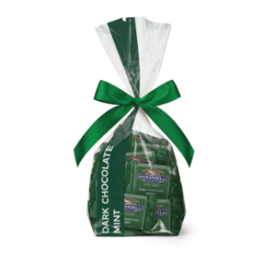 Dark Chocolate Mint SQUARES Gift Bag (33 pc) | Ghirardelli