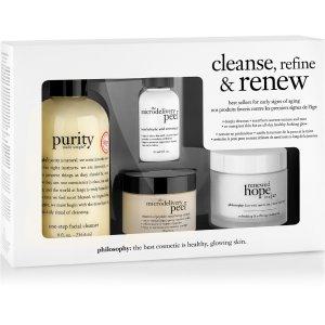 Cleanse, Refine & Renew Kit | Ulta Beauty