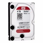 WD NAS 4TB Internal SATA Hard Drive for Desktops