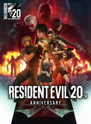 $20.80(原价$51.99)Resident Evil 超级合集
