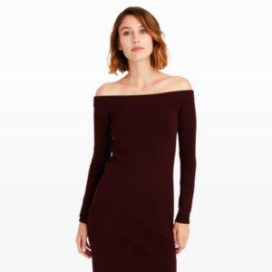 Womens | Day to Night | Sholu Sweater Dress | Club Monaco