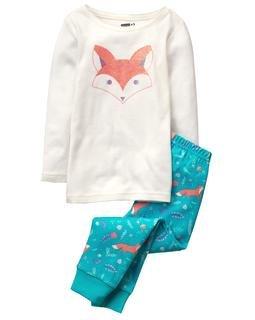 $8.88封顶 包邮Crazy8 儿童睡衣两件套促销 码全