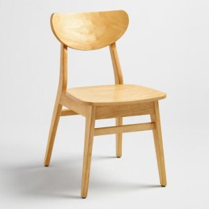 Wood Liam Dining Chair