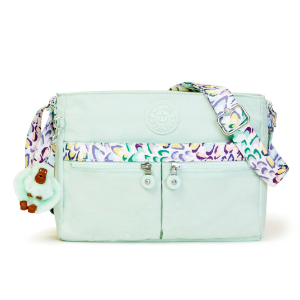 Angie Crossbody Bag - Greenery Adventure Combo | Kipling