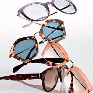 Up to 85% offPrada & Miu Miu Sunglasses @ Hautelook